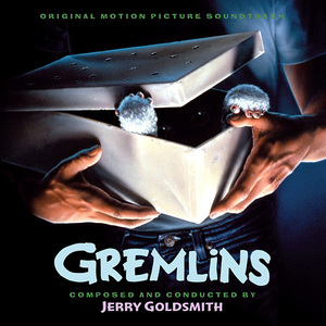 """●● """"Gremlin"""" ●● <Limited / 2-disc set · New article not opened> ● Jerry Gold Smith"""