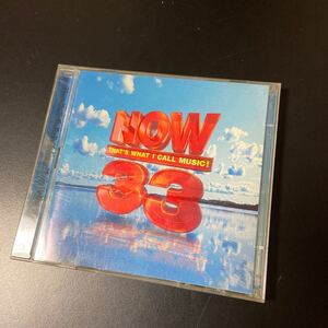 NOW 33 THAT'S WHAT I CALL MUSIC! / 40 TOP CHART HITS オムニバス CD 2枚組 1996年 海外盤