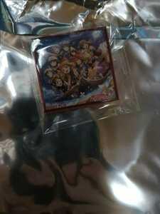 ラブライブ サンシャイン Aqours 6th LoveLive! DOME TOUR 2020 ~MIRAI TICKET~ ガチャ スクエア缶バッチ 缶バッジ 2