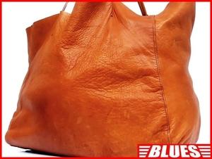 即決★And A★オールレザートートバッグ アンドエー メンズ 茶 本革 ハンドバッグ 本皮 かばん 通勤 トラベル 出張 カバン 鞄 レディース