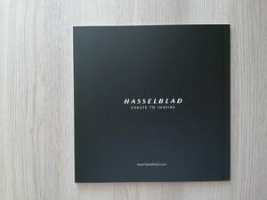 Hasselblad * digital camera *X1DⅡ 50C catalog * medium size mirrorless camera