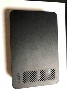 USB3.0用 外付けHDD 3TB ブラック HD-LC3.0U3-BKC
