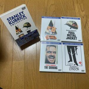 スタンリー キューブリック DVD スペシャル BOX 時計じかけのオレンジ フルメタルジャケット シャイニング バリーリンドン 名作