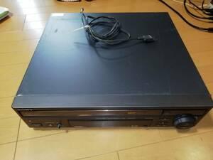 ソニー レーザーディスクプレーヤー MDP-455 ジャンク品 / リモコン付
