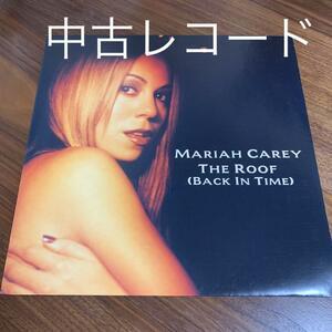 Mariah Carey マライア・キャリー The roof レコード 開封済中古品