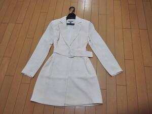 H&MのSサイズ★クリーム色のジャケット★ハーフコート★2020年秋購入