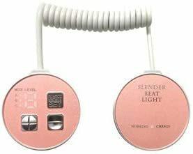 新品!! 未使用品!! 株式会社いーぼる/イーボル SLENDER BEAT LIGHT/スレンダービートライト EV-EM500 美容器具 EMSマシン 美顔器 パッド付