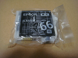 期限切れジャンク エプソン純正インク EPSON ICMB66