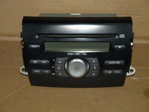 ☆ DBA-L175S ムーヴ L175S L185S ムーヴカスタム 純正 オーディオ CD FM AM 純正オーディオ 86180-B2590 ☆200730