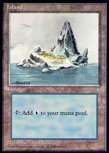 011367-002 IA/ICE 基本土地 島/Island(1) 英1枚