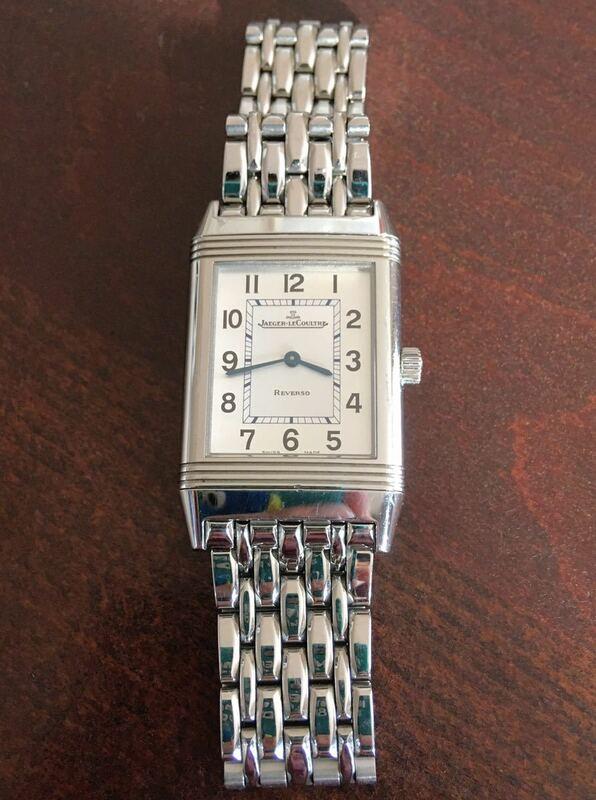 ジャガールクルト レベルソ 252.8 47 メンズ腕時計