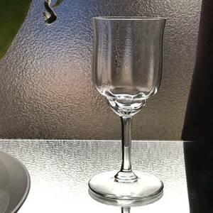極美品アンティークバカラBACCARATカプリCapriワイングラス クリスタル フランスFranceステキ ヴィンテージ 高級