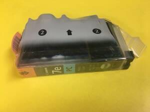 キャノン 純正品とリサイクル品 インクカートリッジ 日本製 BCI-7e リーズナブル PC,BK 未使用未開封品です。計2個