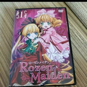 最終値下げ【DVD】ローゼンメイデン 一期 DVD 全6巻セット