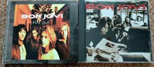 ボン・ジョヴィ BON JOVI  CD2枚