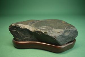 利根川石(盆景 水石 鑑賞石 飾り石)ID5105