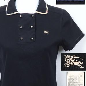 《郵送無料》■Ijinko◆バーバリー Burberry日本製 160A サイズ半袖シャツ