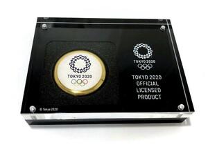 東京オリンピック2020 純金 デザインバー 100g 東京五輪 TOKYO2020 GOLD DESIGN BAR エンブレム 金 ゴールド