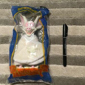 新品 Anastasia bartok アナスタシア バルトーク 人形 フィギュア 20thFOX アニメ 映画 レア ビンテージ コウモリ figure doll レトロ
