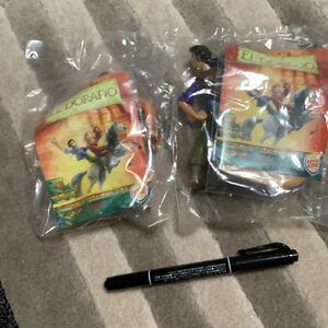 新品 レア el dorado フィギュア 人形 バーガーキング 海外キャラクター エルドラド 海外アニメ ビンテージ インテリア figure doll