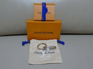 LOUIS VUITTON MP2290 ルイ ヴィトン ポルトクレ LVシャープ キーホルダー バッグ チャーム シュプリーム モノグラム エクリプス マカサー