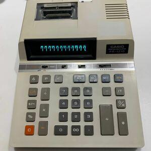 CASIO 計算機 FR-1210