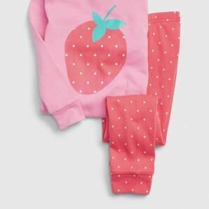 新品 babygap パジャマ 女の子 ギャップ イチゴ いちご 80cm