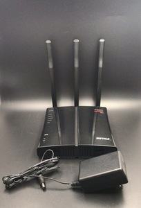 2310039* б/у * Buffalo BUFFALO беспроводной LAN маршрутизатор WZR-450HP