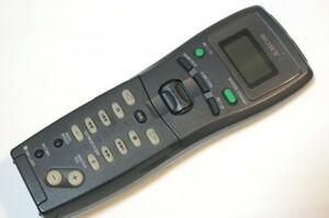 [ free shipping ]* Sony * remote control *RM-LJ301* operation OK *