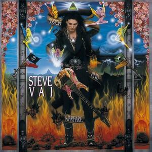 【CD】Steve Vai / Passion and Warfare