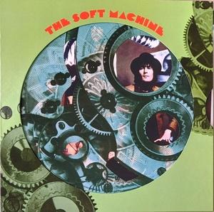 The Soft Machine - The Soft Machine 500枚限定再発アナログ・レコード