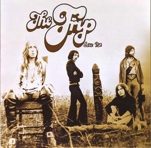 The Trip (Joe Vescovi = Acqua Fragile, I Dik Dik) Live '72 300枚限定再発アナログ・レコード