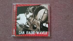 輸入盤CD:カン 「Radio Waves」
