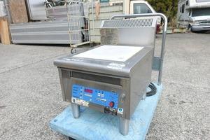 ニチワ 卓上 IH調理器 MIR-5L 5kW AC200V IHクッキングヒーター 電磁調理器 業務用 厨房