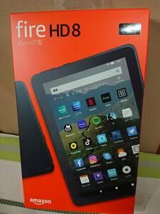 【Newモデル】Fire HD 8 タブレット ブラック 32GB シリアル番号付き
