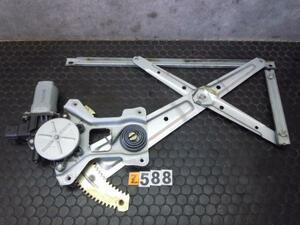 ekワゴン H81W 右前 ドアレギュレーター レギュレター パワーウインドウモーター ドアモーター H14年 No.Z588