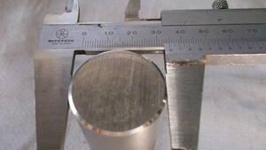 ステンレス製丸棒キィー溝付き