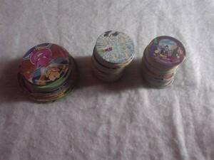 [メンコ][送100円~] ドラゴンボールZ メンコくじ 120枚 ダブり無し