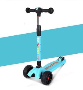新バランスバイク 3輪キッズスクーター キックスケータ プロテクター キックスケーター 子供用イージースケーター SCOOTER キックボード