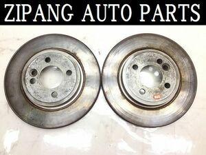 MN021 R53 RE16 Mini Cooper S front brake rotor left right set *276mmΦ * degree so-so 0 * prompt decision *