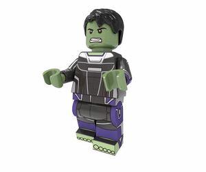 ハルク マーベル アベンジャーズ ミニフィグ LEGO 互換 ミニフィギュア