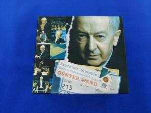 ギュンター・ヴァント&ベルリン・フィルハーモニー管弦楽団 CD ブルックナー:交響曲選集1996-2001