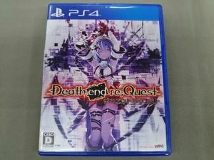 PS4 Death end re;Quest