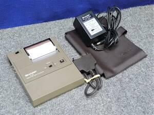 ■SHARP シャープ◇ポケットコンピュータ用 プリンタ【CE-126P】■