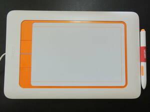 WACOM BAMBOO FUN  CTH-661 ワコム ペンタブレット 通電確認済み     ジャンク品20200914C