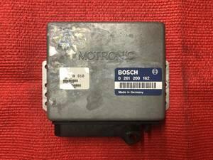 free shipping Peugeot 205 engine computer -ECU 0261200162 used