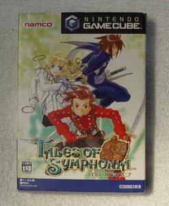 ゲームキューブ テイルズ オブ シンフォニア DOL-P-GTOJ