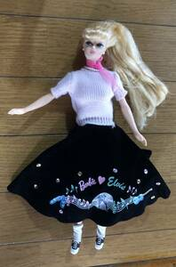 Barbie バービー エルヴィスコラボバージョン エルヴィス プレスリー 全高約30cm 美品 激レア ビンテージ 当時物