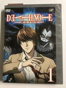 【DVD】DEATH NOTE 1【レンタル落ち】@WA-05