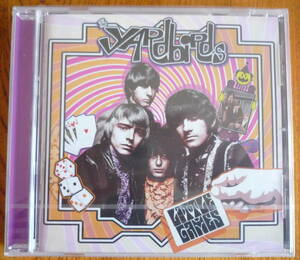 ■【CD/新品未開封】 THE YARDBIRDS - LITTLE GAMES ★25曲収録★ ★BBC音源「WHITE SUMMER」、「DAZED AND CONFUSED」★ LED ZEPPELIN